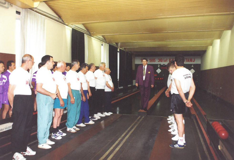 Veterani Šoštanja ob 30-letnici kluba