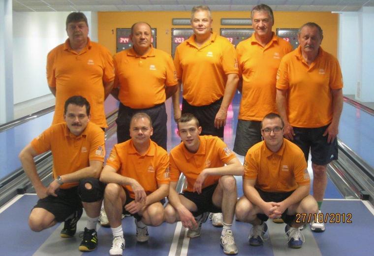 Ekipa Šoštanja 2 leta 2012
