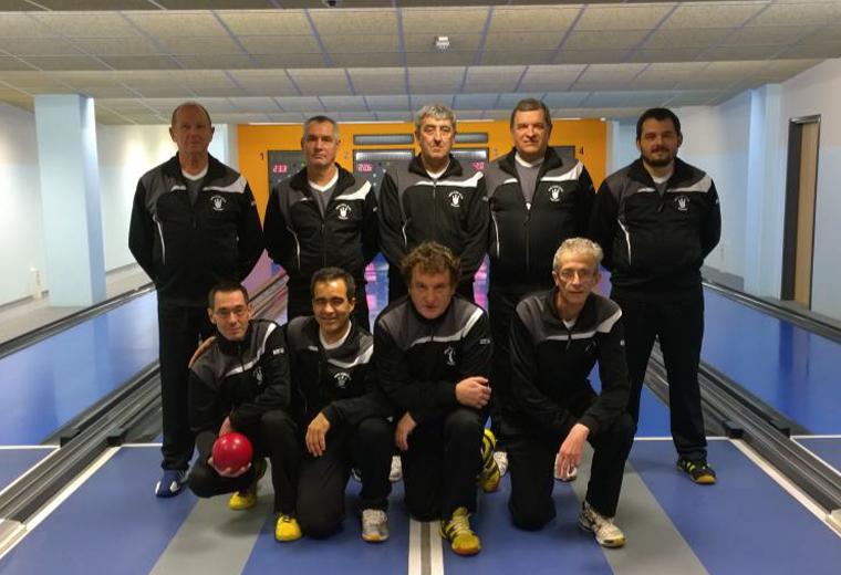 Ekipa Šoštanja 1 leta 2015 (v novih trenirkah)